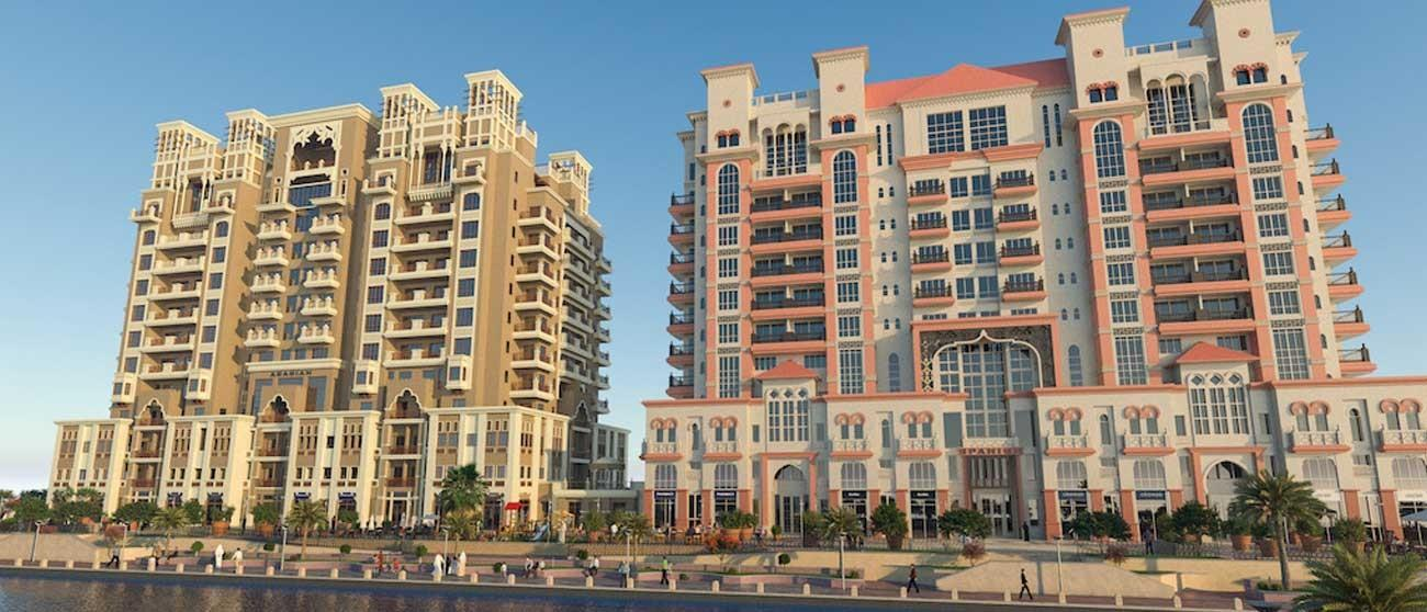 Canal Residence West - 100% DLD Waiver for all units